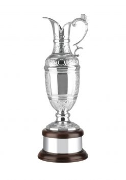 Golf Claret Jug Hand chased