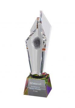 Golf Crystal Light Award