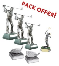 Golf day pack special offer