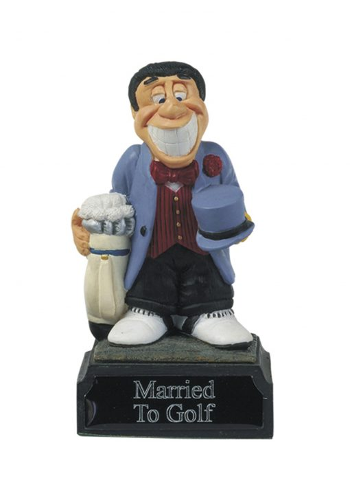 Married to Golf Award