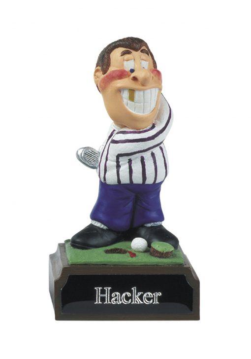 Hacker Golf Trophy