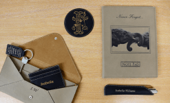 Leatherette Gifts Scene