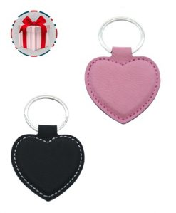Heart Keyrings for Christmas