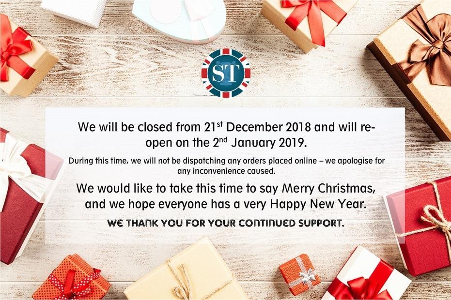 Silvertrophy Christmas Holidays