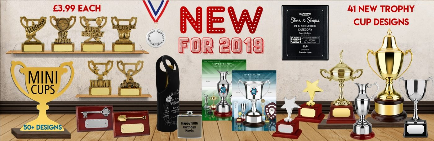 New for 2019 Silvertrophy