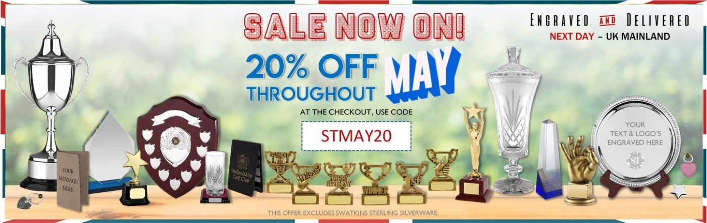 Save 20% at Silvertrophy!