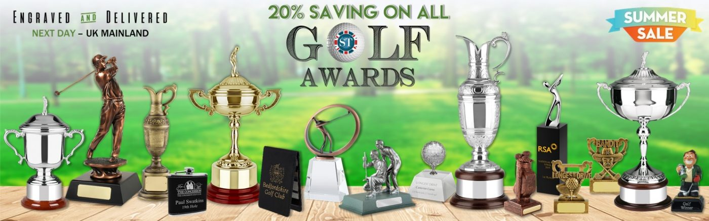 Golf Awards Sale