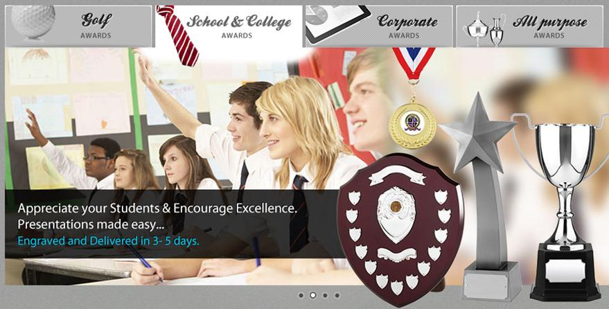 Silvertrophy.com School Awards