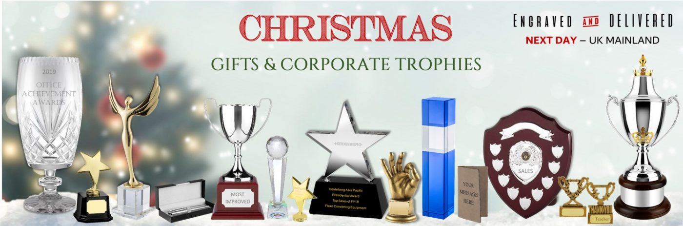 Shop Christmas Gifts & Corporate Awards