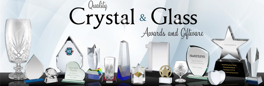 Crystal & Glass Awards