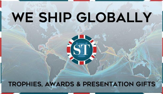 We ship Globally!