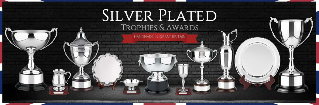 Silver Plated Trophies