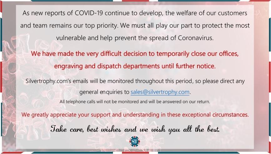 Coronavirus Closure