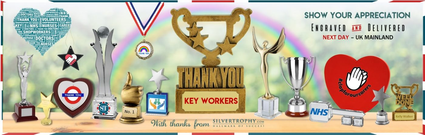 Thank You Key Workers!