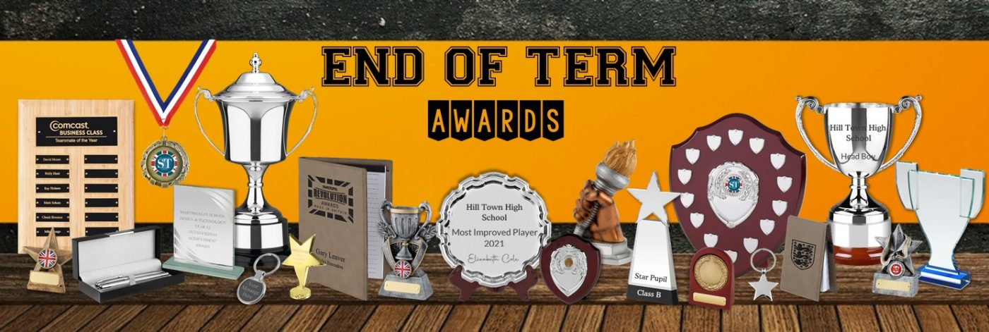 End Of Term School Awards